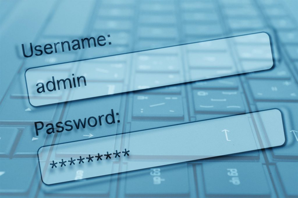 Commonly used security questions